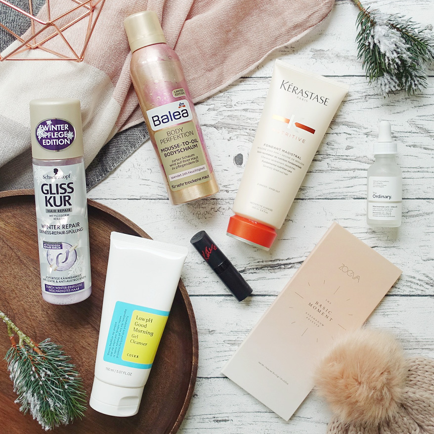 Neue Beauty Favoriten - Winter 2018