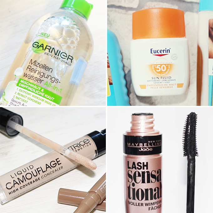 Beauty Favoriten 2015